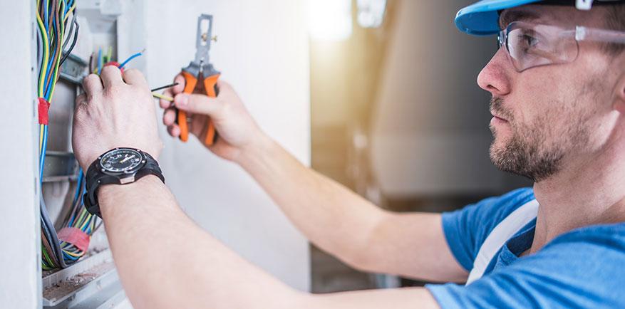 Arbeta som elektriker i Stockholm